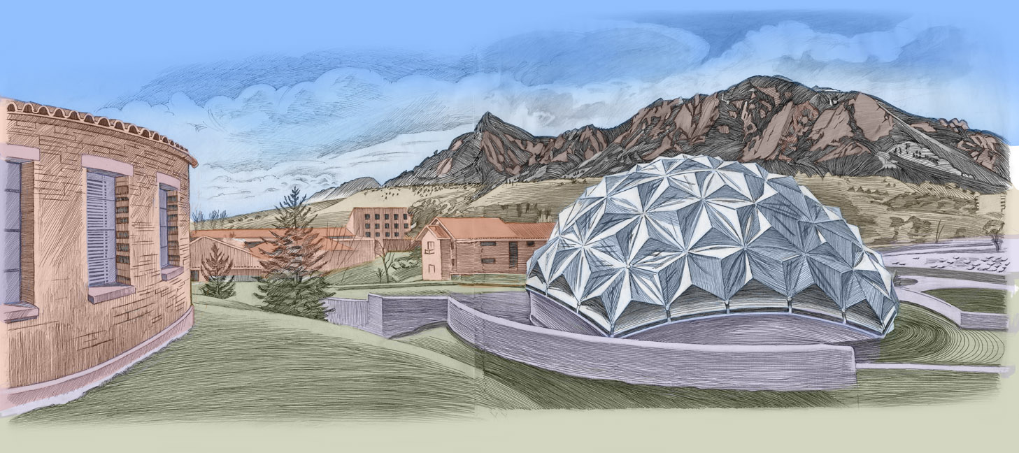 Fiske Planetarium, University of Colorado