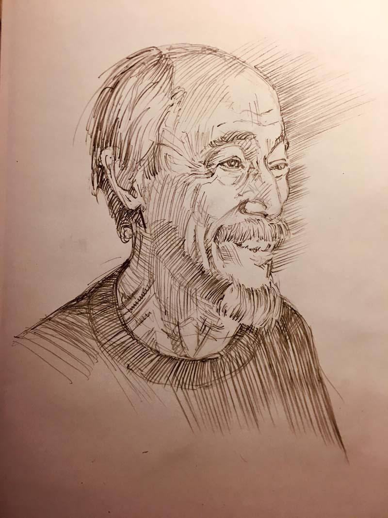 Homare Ikeda, Oct 2019